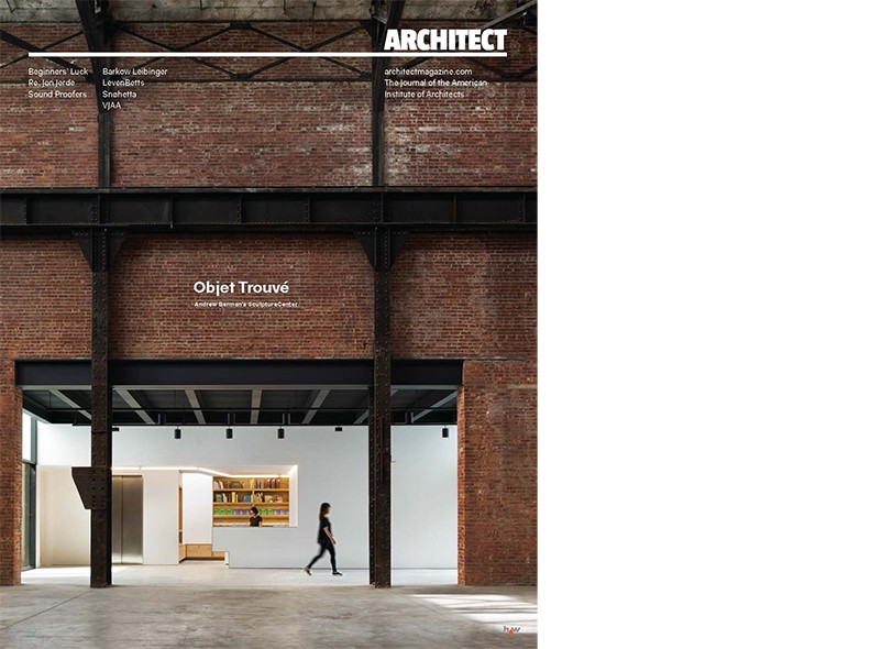 Andrew Berman_Architect MAG_Cover