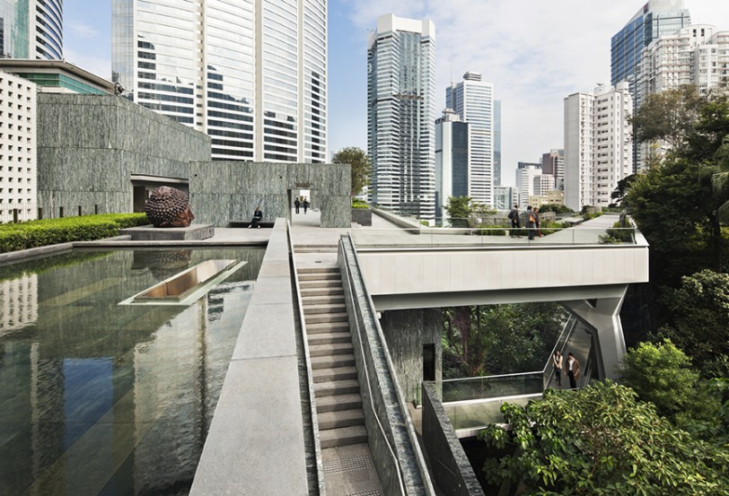 Asia Society Hong Kong Center, Tod Williams Bille Tsien Architects | Partners