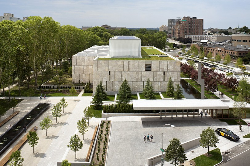 Barnes Foundation by Tod Williams and Billie Tsien Architects | Partners