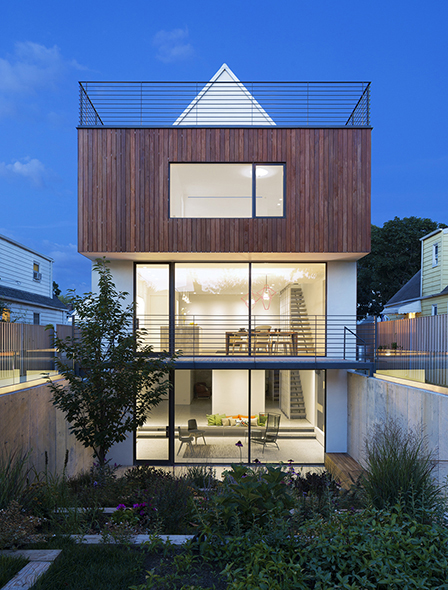 Choy House, O'Neill Rose Architects
