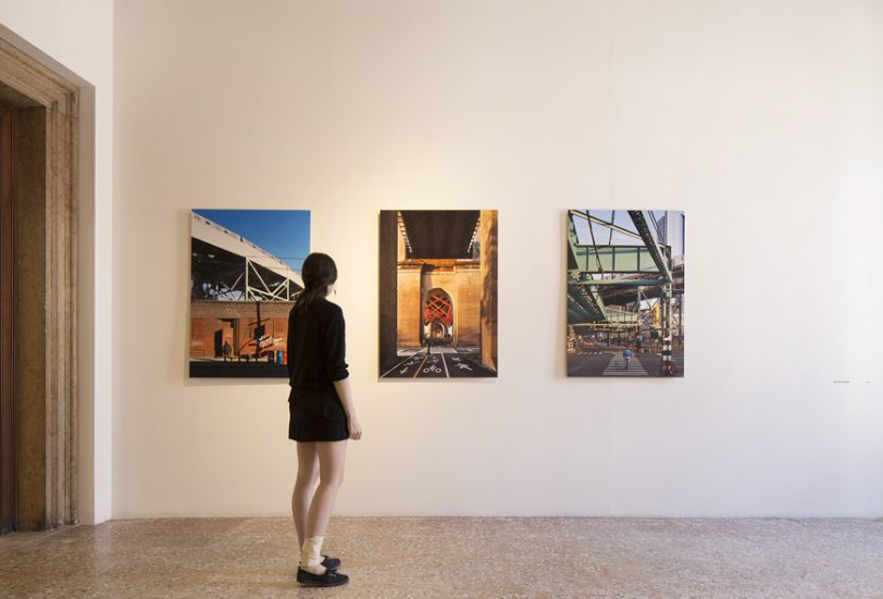 Michael Moran Photography Exhibition at Palazzo Mora during the 2016 Venice Biennale