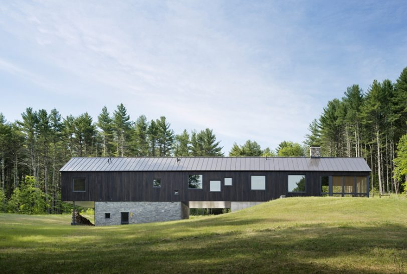 Undermountain by O'Neill Rose Architects is featured in ... on nature architecture, natural modern architecture, natural light architecture,