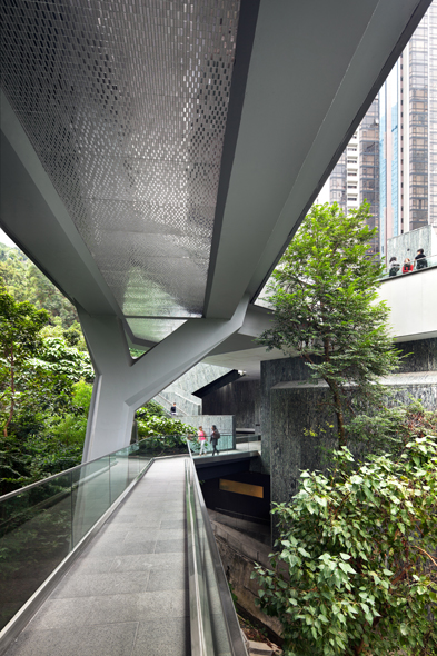 Aisa Society Hong Kong Center by Tod Williams Billie Tsien Architects | Partners featured in November-December issue of l'industria delle costruzioni
