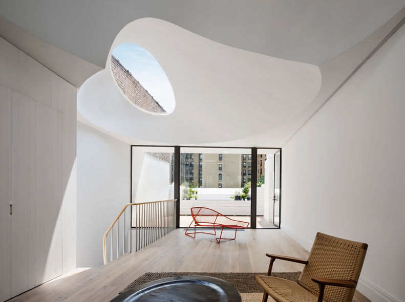 Oculi House by O'Neill Rose Architects wins 2019 AIANY Design Award
